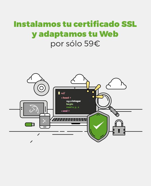 Promoción SSL