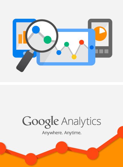 Servicio Google Analytics